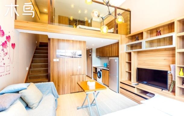 近上海DSN乐园/新国际博览中心复式公寓