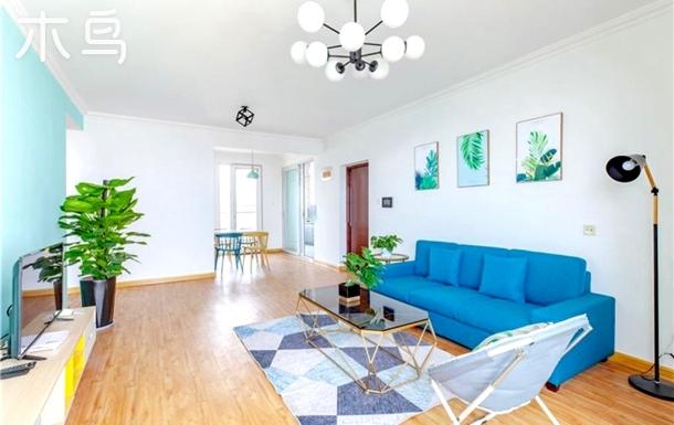 [海景雅居]—第三海水浴场看海温馨舒适三居室