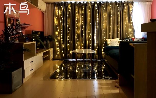 万科云城米酷温馨一居室浪漫小屋近高塘石五山地铁站近天河市中心北京路上下九