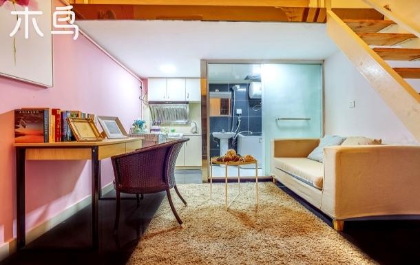 年轻人的公寓 精装修 家具齐全 拎包就可入住  家电齐全