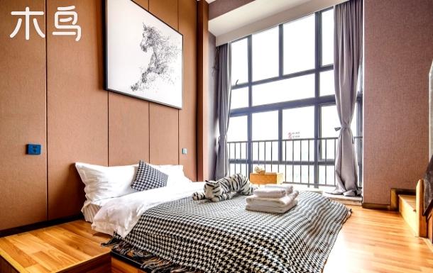 长隆/广交会,智能家居复式公寓-素心主题