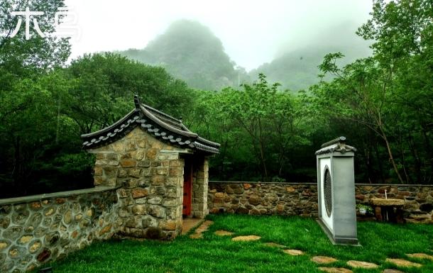 幽静山谷独门独院延庆稀缺的山野小院