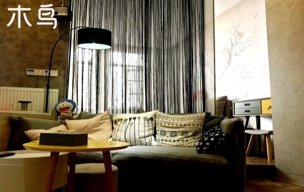 北欧极简风格地铁周边一居精装公寓