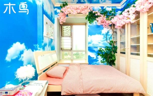 茶香丽舍广州塔旁次卧
