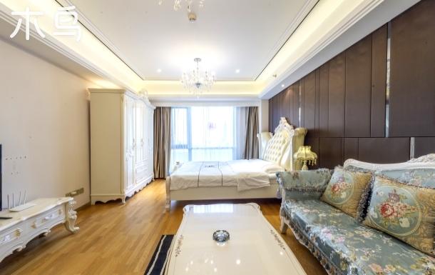 恒大领寓 近焦化厂地铁 欧式高端大床房