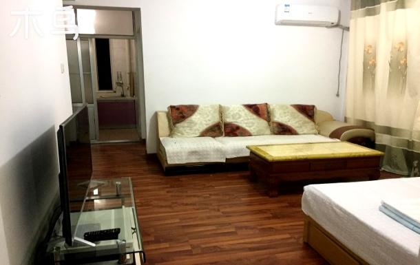 国际海水浴场惠园公寓 三楼 二室一厅