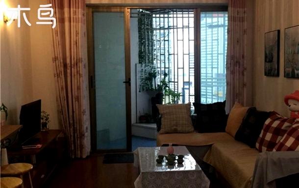地王大厦/大剧院地铁站/阳光充沛的高低床房